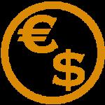 convertir euro dollar