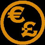 Convertisseur euro - livre sterling
