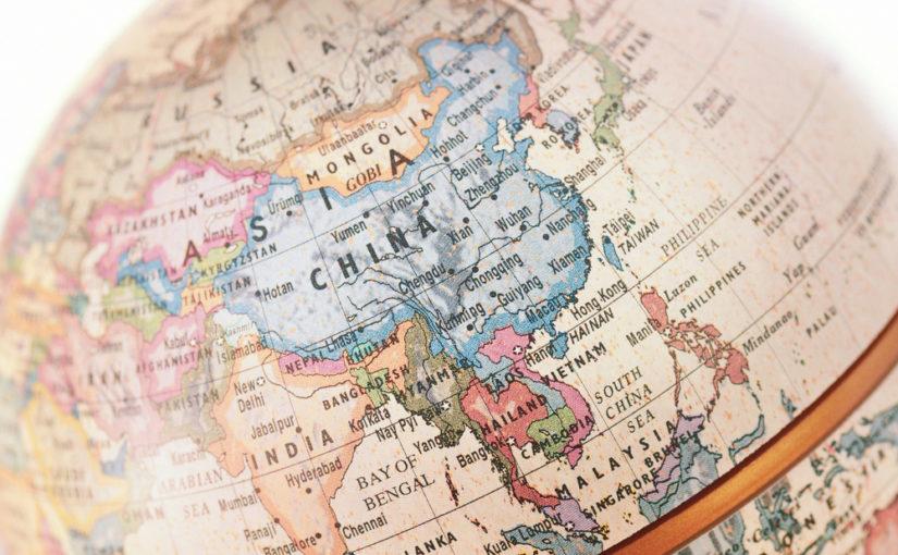 Les pays asiatiques