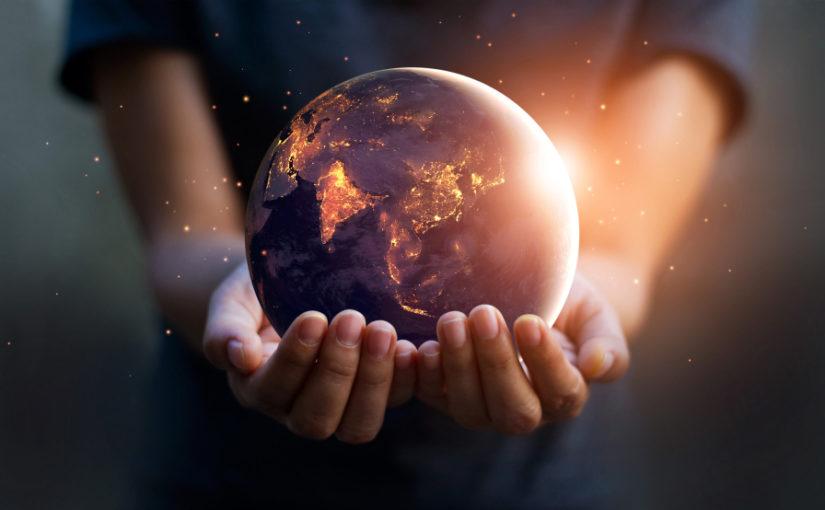 La terre tourne