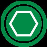 Calculez l'aire d'un hexagone