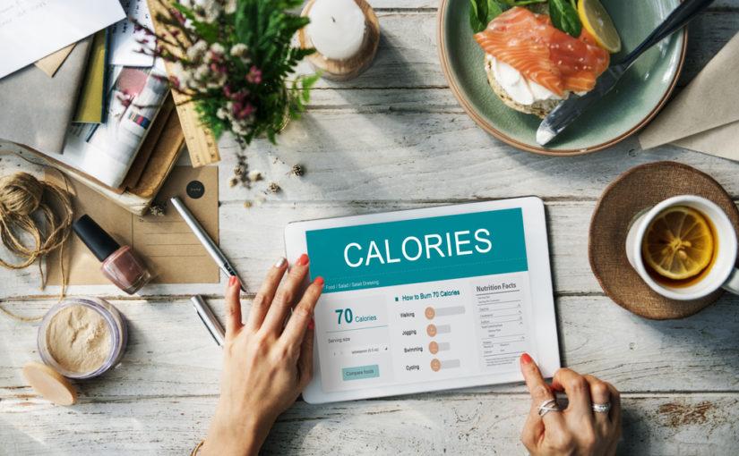 Vous avez besoin d'un apport calorique quotidien